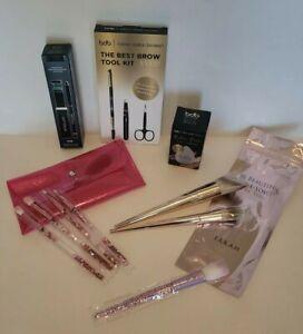 Makeup Tool Kit Lot BDB Farah Glamierre SLmissGlam Trestique Brushes Sponge More