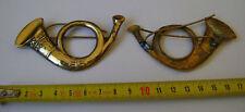 Kleines  Horn für Helm oder Kartuschkasten