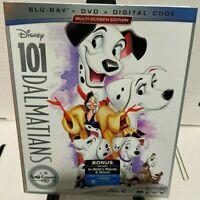 101 DALMATIANS (NEW, BLU-RAY+DVD+DIGITAL)MULTI-SCREEN EDITION, FULL SCREEN