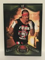 2009 Topps Terry Funk Legends of the Ring card Wrestling ECW wwe wwf NWA wcw