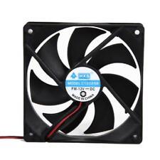 1pcs 120mmx120x25mm 12V 4Pin DC Brushless PC Computer CPU Case Cooling Fan Hot