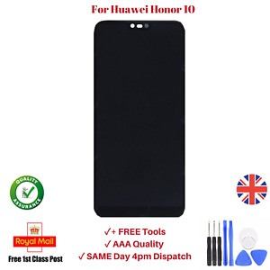 OEM Replacement For Huawei Honor 10 COL-L29 LCD  Display Module Touch Screen