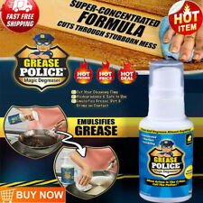 Grease Police Magic Degreaser Degreaser and Cleaner Spray New- Free Shipping