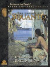 The Legend of Squanto (Radio Theatre) Audiobook (2 CD Set) Free Ship #S8802