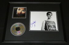 Sinead O'Connor Signed Framed 16x20 CD & Photo Display B
