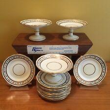 Child's Porcelain Dessert Set - 13 Pieces