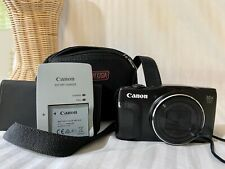 Canon PowerShot SX710 HS WiFi  Digital Camera - Black With Two Batteries