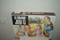 LE GRAND JEU TELE 7 JOURS ORLI JOUET   VINTAGE 1986 GAME BOARD COMPLET