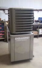 NEW 2 ton hp Glycol Chiller w/ pump, tank brewery winery beer, LOW Temp 28°F!