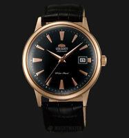 reloj hombre Orient Bambino FAC00001B automático -cuero Orient Bambino automatic