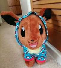 Build a bear Pokemon Eevee with Outfit