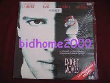 【電影LD】Knight Moves 棋逢敵手 (Christopher Lambert主演) 美版碟‧連字匣