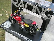 SOLIDO 1/18 MOTO DUCATI 1100 TDF 2008 N°22 !!!