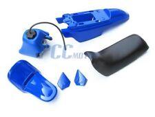 YAMAHA PW50 PW 50 PLASTIC FAIRING FENDER SEAT GAS TANK KIT BLUE I PS38
