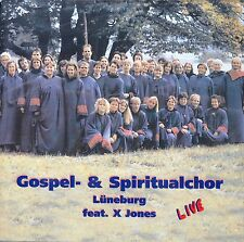 Klassik CD -  Gospel- & Spiritualchor Lüneburg feat. X-Jones (selten)