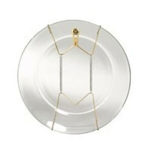 """NEW 50470 DELUXE 5"""" TO 7"""" 30LB RATED PLATE HANGER WITH HANGER SALE 0846485"""