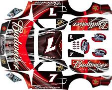 Losi 5ive T Red King Theme wrap decals stickers BIG FLEX ROVAN HOONAGE