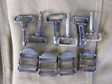 Original US Army Suspender M1936 M1944 Koppeltragegestell Reparatur Set WK2 WWII
