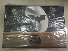 Hot Toys MMS 275 Batman Dark Knight Rises John Blake Jim Gordon Bat Signal NEW