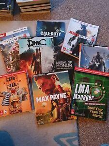 Prima BradyGames Strategy Game Guide Bundle