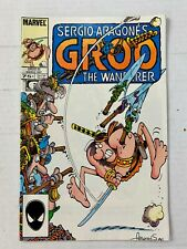 GROO THE WANDERER #25 - Marvel - Mar 1987 - VF 8.0