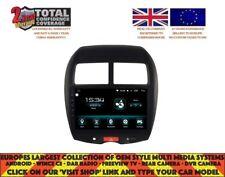 10.2 GPS NAVI CARPLAY ANDROID AUTO 8.0 DAB BT 8CORE MITSUBISHI ASX 10-12 DH2075