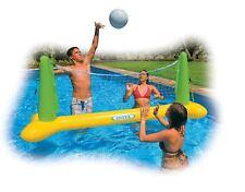 Gonflable Piscine Flottant VOLLEYBALL jeu Intex