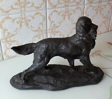 More details for retriever gundog with duck in mouth by jean spouse heredities dog model figurine