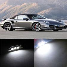 17pcs white Interior LED light package for Porsche 911 997 Carrera Turbo 05-11