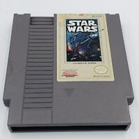 Star Wars (Nintendo Entertainment System, 1991) AUTHENTIC - TESTED!