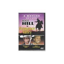 Boot Hill / Vengeance Valley (DVD, 2004)