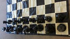 Midi Chess Set and Mat