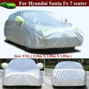 Full Car Cover Waterproof / Dustproof for Hyundai Santa Fe 7 seater 2013-2021