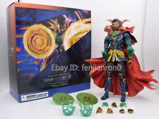 Play Arts Kai Marvel Universe DR Doctor Strange Action Figure China Version NIB