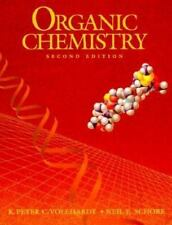 Organic Chemistry by Neil Eric Schore and K. Peter Vollhardt (1993, Hardcover)