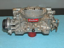 Edelbrock AFB 4 Barrel Carburetor 800 CFM Carb 1413 Core for Rebuilding w/Choke