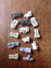 Warhammer 40k forgeworld Repuestos, espacio Marina vehículo armas, armas. Caja de bits