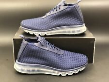 NIKE AIR MAX WOVEN BOOT MIDNIGHT NAVY  SIZE UK8.5/US9.5/CM27.5/EUR43 921854-400