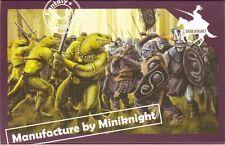 Caesar Miniatures F107 - Lizardmen warriors - 1:72