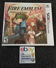 Fire Emblem Echoes: Shadows of Valentia (Nintendo 3DS, 2017) Brand New Sealed