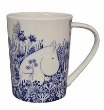 New Moomin Valley Mug Cup Botanical Snork Maiden by Tove Jansson