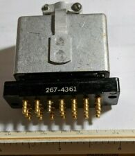 Nos 20 Pin Connector – Gold Pins – Round Connector Pins – Model # 267-4361
