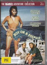 BOY ON A DOLPHIN - SOPHIA LOREN -  NEW & SEALED REGION 4 DVD - FREE LOCAL POST