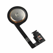 Black Home Menu Button Flex Cable Ribbon for iPhone 4S 4GS