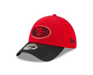 San Francisco 49ers Cap Sideline 2021 NFL Football New Era 39thirty Kappe M / L