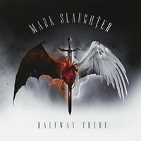JAPAN SHM CD MARK SLAUGHTER Halfway There with Bonus Track