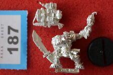 Warhammer 40k Ork Kommandos New Metal WH40K Figure Army Orks GW Complete Mint B