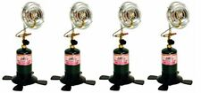 Texsport Portable Outdoor Propane Heater (Pack of 4)