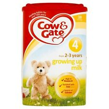 Cow And Gate 4 Growing Up Milk Powder 2+ Years (800G)