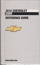 2010 Chevy Car Data Book Dealer Album Options Color and Upholstery Chevrolet